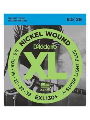 D'Addario EXL130+ Extra-Super Light Plus
