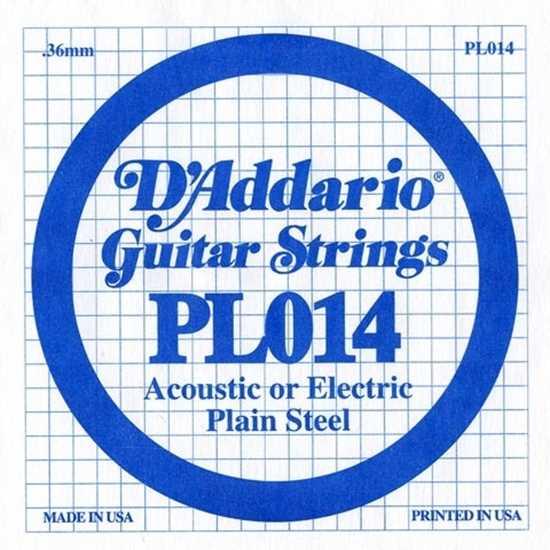 D'Addario PL014