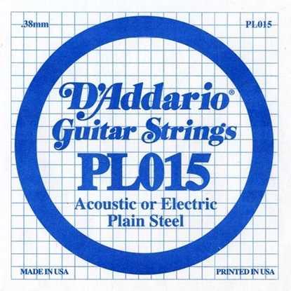 D'Addario PL015