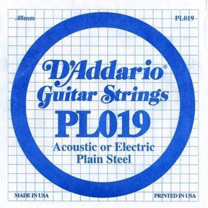 D'Addario PL019