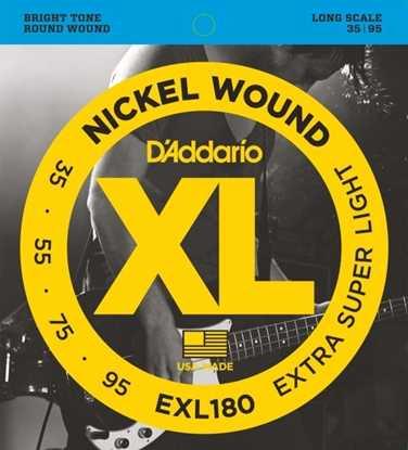 D'Addario EXL180