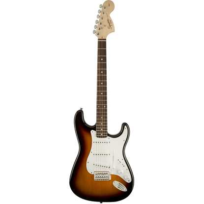 Squier Affinity Series™ Stratocaster® Rosewood Fingerboard Brown Sunburst