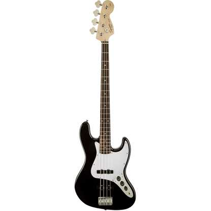 Squier Affinity Series™ Jazz Bass® Rosewood Fingerboard Black
