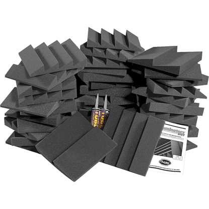 Auralex D36-DST Roominator Kit Charcoal/Charcoal