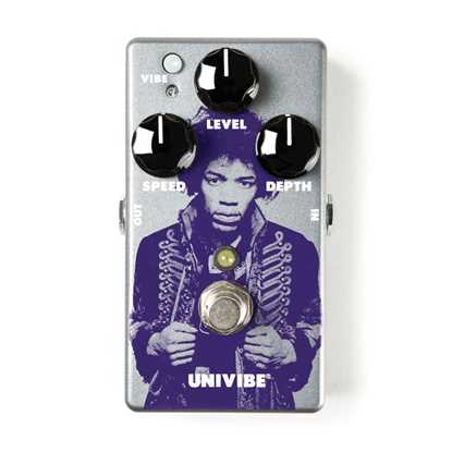 Jim Dunlop Jimi Hendrix™ Uni-Vibe® Chorus/Vibrato JHM7