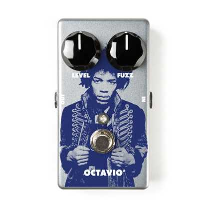 Jim Dunlop Jimi Hendrix™ Octavio® Fuzz JHM6