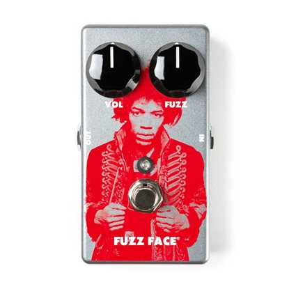 Jim Dunlop Jimi Hendrix™ Fuzz Face® Distortion JHM5