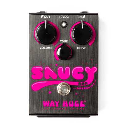Jim Dunlop Way Huge® Saucy Box™ Overdrive WHE205