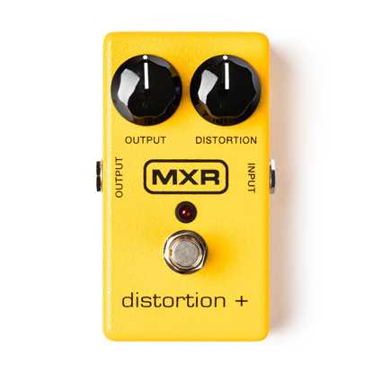 Jim Dunlop MXR® Distortion+ M104