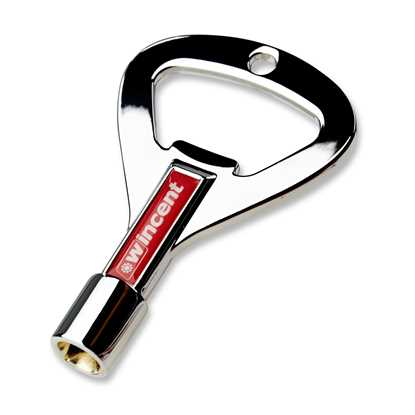 Wincent RockKey Chrome