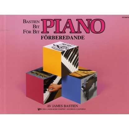 Bastien Bit För Bit Piano Förberedande