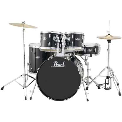 Pearl Roadshow RS585C Jet Black