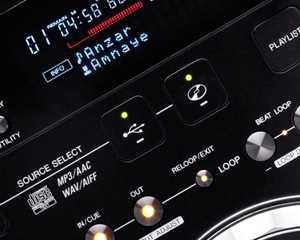 Bild för kategori CD- och mediaspelare