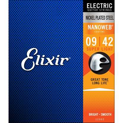 Elixir Nanoweb® Super Light 009-042