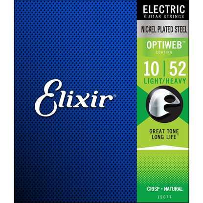 Elixir Optiweb® Light-Heavy 010-052