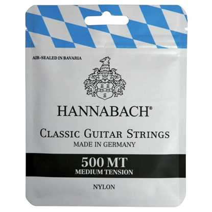 Hannabach 500MT Medium Tension