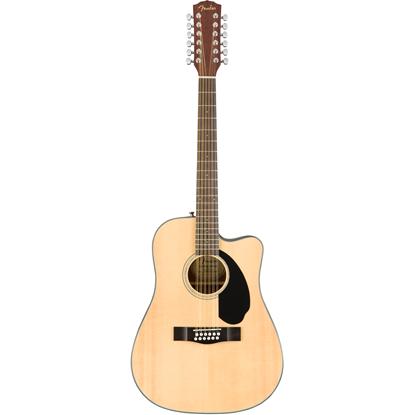 Bild på Fender CD60SCE 12-String Natural