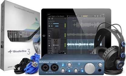 Bild på Presonus AudioBox iTwo Studio