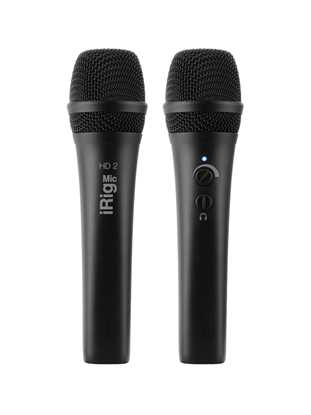irig mic hd 2 mikrofon