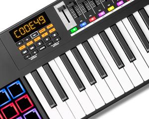 Bild för kategori MIDI-keyboards