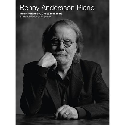 Bild på Benny Andersson Piano