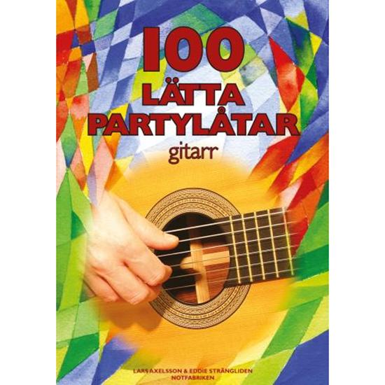 Bild på 100 Lätta Partylåtar Gitarr