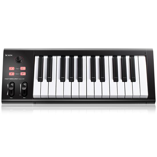 Bild på Icon iKeyboard 3Nano - 25 Keys