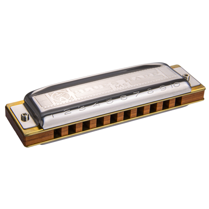 Bild på Hohner 532/20 MS Blues Harp F#