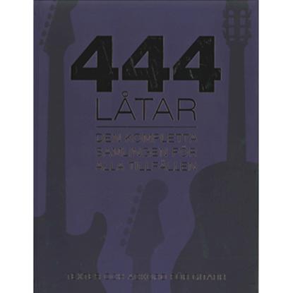 Bild på 444 låtar gitarr
