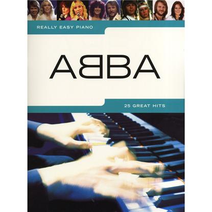 Bild på Really Easy Piano Abba