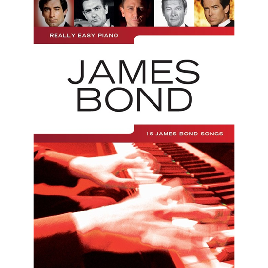 Bild på Really Easy Piano James Bond