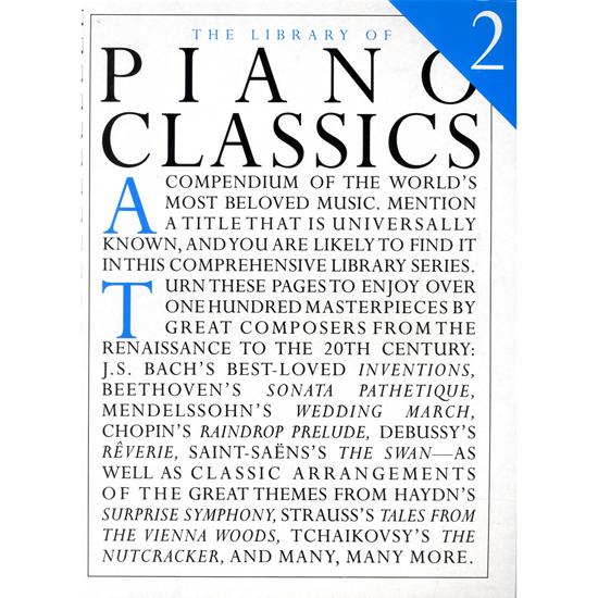 Bild på Library of Piano Classics 2