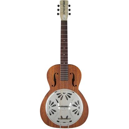 Bild på Gretsch G9200 Boxcar™ Round-Neck  Resonator Guitar Natural