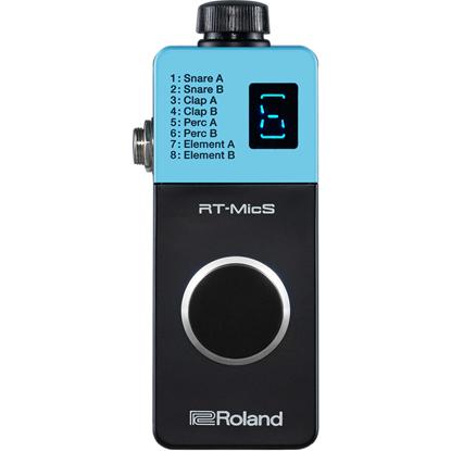 Bild på Roland RTMicS Hybrid Drum Module