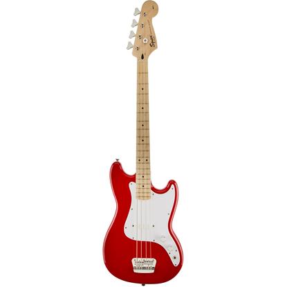 Bild på Squier Bronco™ Bass Maple Fingerboard Torino Red