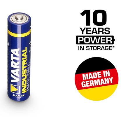 Bild på VARTA Industrial 1,5 V AAA 10-pack