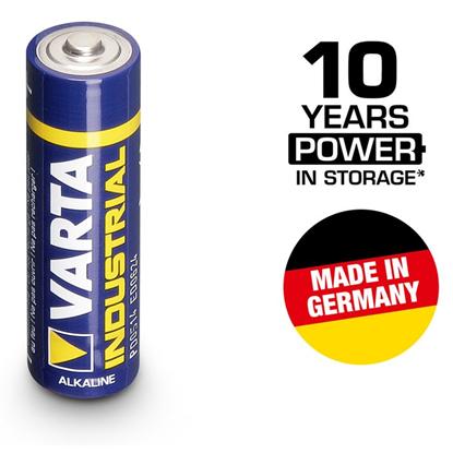 Bild på VARTA Industrial 1,5 V AA 4-pack
