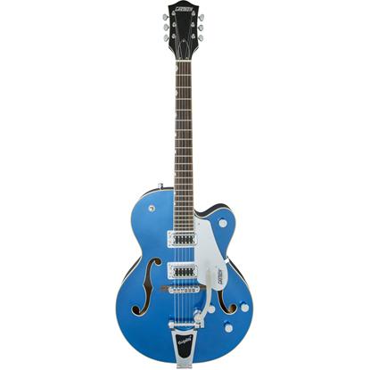 Bild på Gretsch G5420T Electromatic Hollow Body Singlecut with Bigsby Fairlane Blue