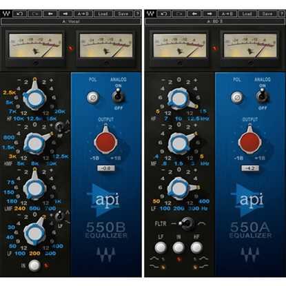Bild på Waves API 550