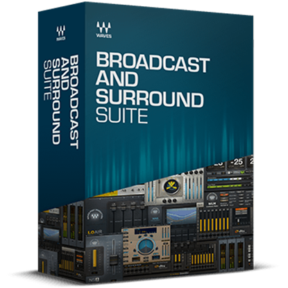 Bild på Waves Broadcast And Surround Suite