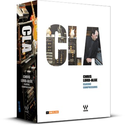Bild på Waves CLA Classic Compressors