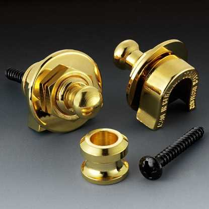 Bild på Schaller Straplock Guld
