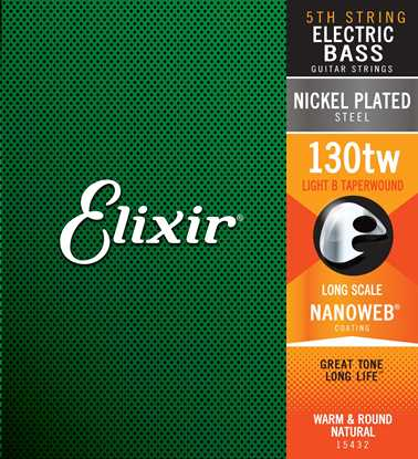 Bild på Elixir Nanoweb® Light 130-TW B-5th
