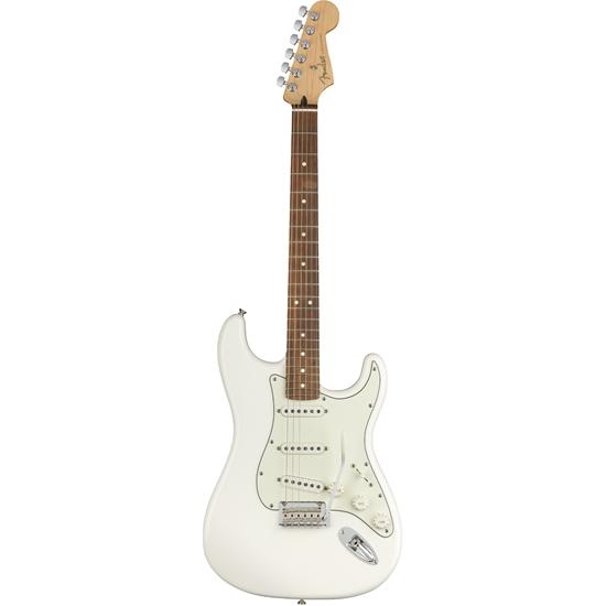 Bild på Fender Player Stratocaster® Pau Ferro Fingerboard Polar White