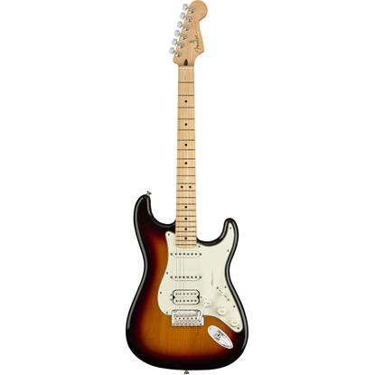 Bild på Fender Player Stratocaster® HSS Maple Fingerboard 3-Color Sunburst
