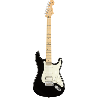 Bild på Fender Player Stratocaster® HSS Maple Fingerboard Black