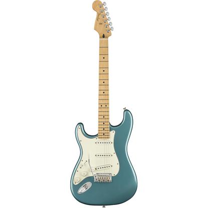 Bild på Fender Player Stratocaster® Left-Hand Maple Fingerboard Tidepool