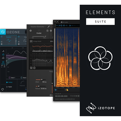 Bild på Izotope Elements Suite