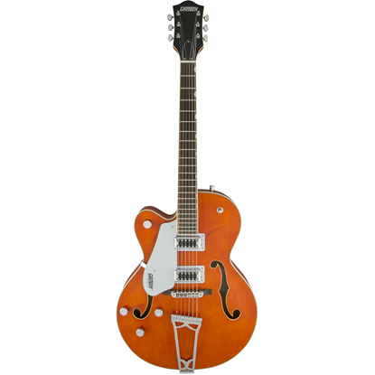 Bild på Gretsch G5420LH Electromatic Hollow Body Singlecut Left Handed Orange