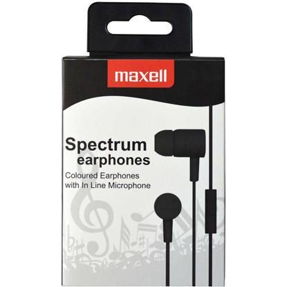 Bild på Maxell Spectrum earphones